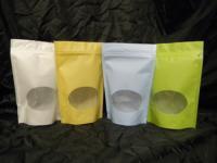 Stand up pouch en papier de riz